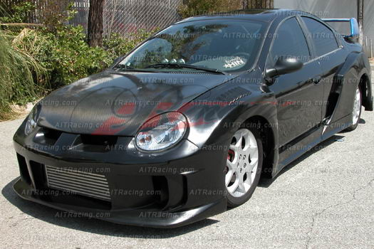 Showoff Imports Dodge Neon 03 06 K1 Widebody Kit 10