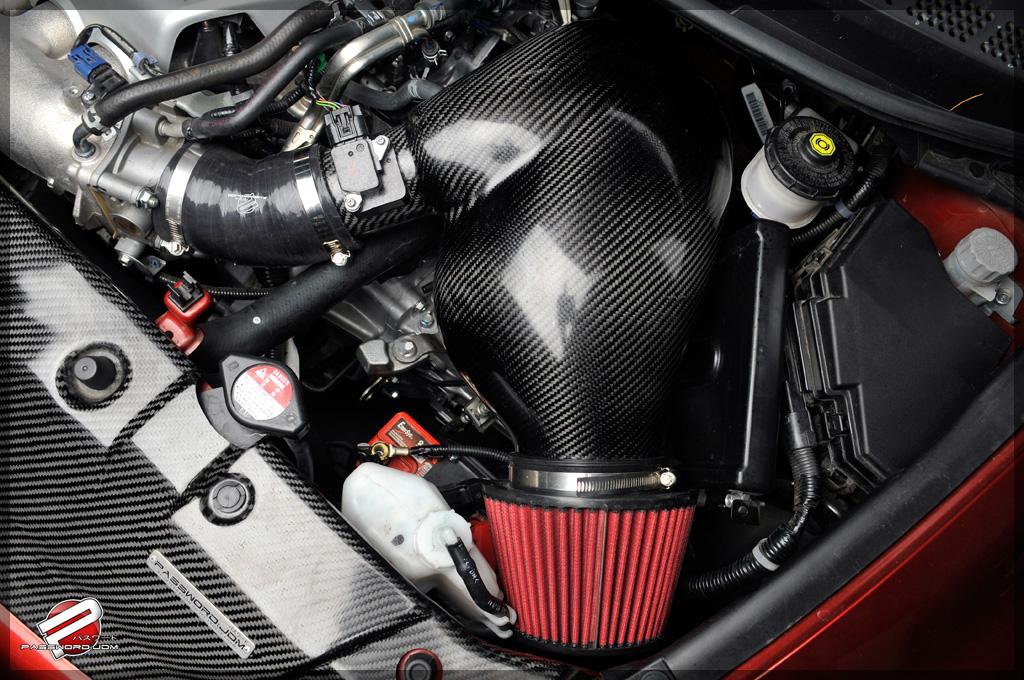 Showoff Imports Honda Civic Fg Fa Si Coupe Kevlar