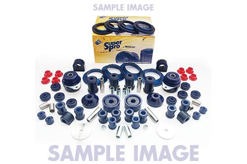 Direction de montage en rack Bush Kit-SUPERPRO Poly MAZDA RX7 FD3S 92on