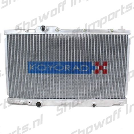 Honda Civic 17+ FK8 Type-R Koyo Alu Radiator Hyper-V 48mm