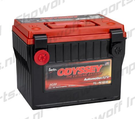 Odyssey PC1230 Dry-Cell Performance Battery 12V 3100A