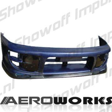 Subaru Impreza GC8 99 01 GT Aeroworks Front Bumper Lip Sti