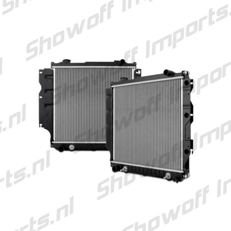 Jeep Wrangler 87-95 YJ L4/L6 LHD Auto/Manual V1 Radiator