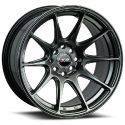 XXR 527 Wheel 18 inch 8.75J 5x114.3/5x100 ET35 BlackChrome