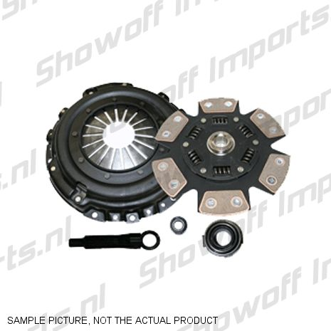 Competition clutch Stage 4 Pour Mitsubishi Evo 1//2//3 4G63T FTO 6A12
