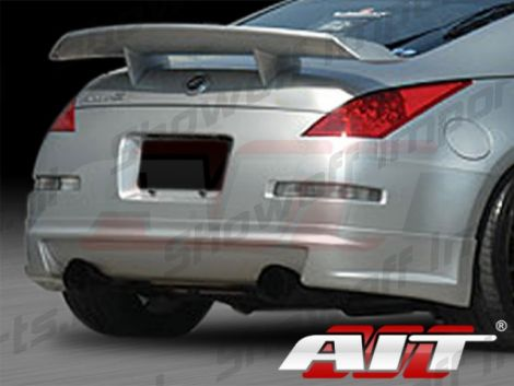 Nissan 350Z AMU Style B-Magic Rear Bumper [AIT]