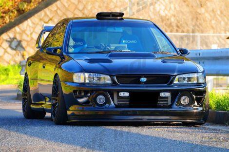 Showoff Imports :: Subaru Impreza 92-00 GC8 4D Sedan 22B WRC Look