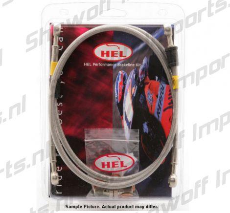 HEL Front Braided Brake Hose Kit for Mitsubishi Lancer Evo 7 Models