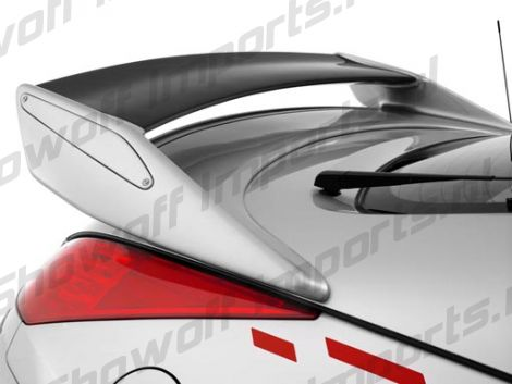 Showoff Imports Nissan 350z Nismo V2 Style Rear Spoiler Wing