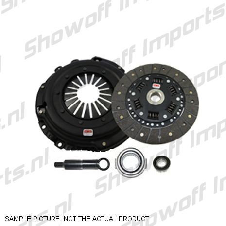 Toyota Corolla/Celica/MR2 1ZZ/2ZZ Comp. Clutch Stage 2