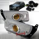 Honda Civic 92-95 2/3D Oem Foglights Yellow