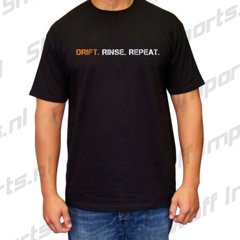 Mishimoto Loves Drifters T-Shirt Black Size XL
