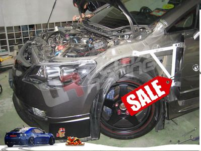 Honda Garage Utrecht : Showoff imports honda civic fd fd hybrid typer ultra r fender