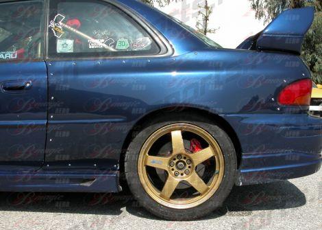 Showoff Imports Subaru Impreza Gc8 94 00 B22 Rear