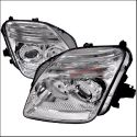 Honda Prelude 97-01 Chrome Housing Projector Headlights
