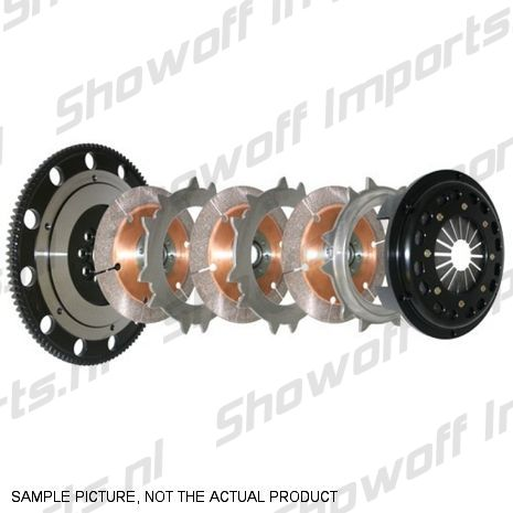Lotus Elise/Exige 1.8 2ZZ Competition Clutch Twin Disc 184mm Rigid