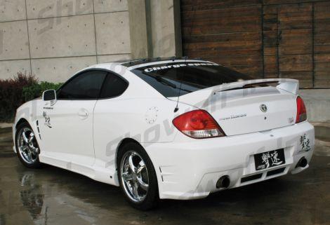 Showoff Imports :: Hyundai Coupé/Tiburon GK 03-06 Chargespeed Rear ...