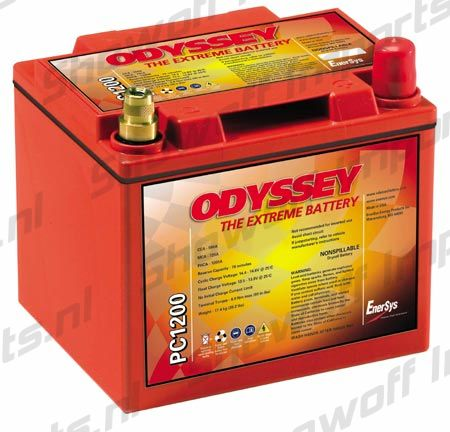 Odyssey PC1200 Dry-Cell Performance Battery 12V 2600A