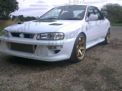 Showoff Imports :: Subaru Impreza 92-00 GC8 4D Sedan 22B WRC