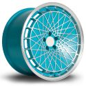 ROTA RM100 18 Inch 9.5J 5X100 ET23 MPFTeal