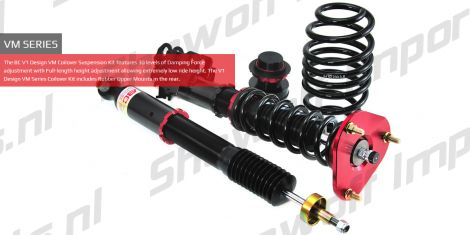 Cadillac ATS 14+ RWD BC-Racing Coilover Kit V1-VM