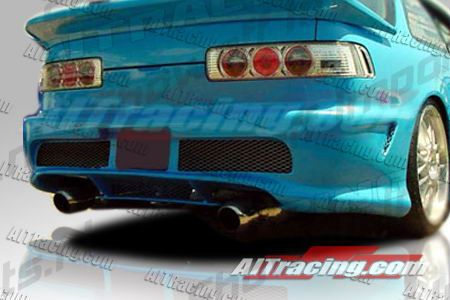 Showoff Imports Acura Honda Integra Rear Bumper CBII AIT - Acura integra rear bumper