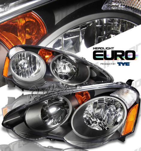 Showoff Imports :: Honda/Acura Integra/RSX 01-04 JDM Black