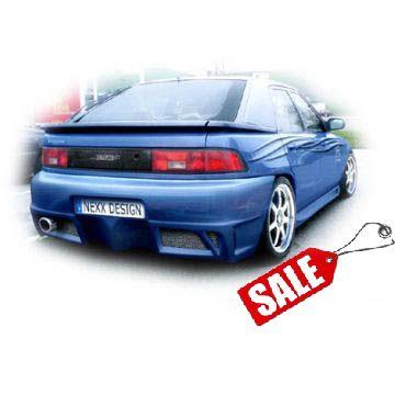 cef61e336831c Showoff Imports    Mazda 323 FBG 90-94 Aeroworks Rear Bumper NEXX Style