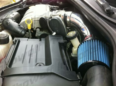 showoff imports renault clio iii rs 05 air intake. Black Bedroom Furniture Sets. Home Design Ideas