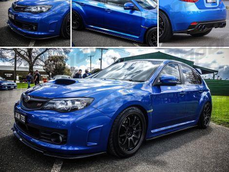 Showoff Imports :: Subaru Impreza STI 08-10 Hatchback Full