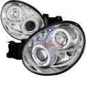 Subaru Impreza GDA/B 00-03 LED Projector Headlights Clear