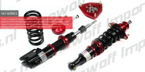 Showoff Imports Honda Legend Acura RL KA BCRacing - Acura rl coilovers