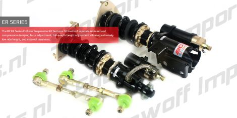 Showoff Imports :: Ford Fiesta 08-11 BC-Racing Coilover Kit [ER]
