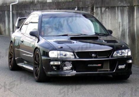 Showoff Imports Subaru Impreza 92 00 Gc8 Coupe 22b Wrc