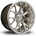 ROTA LC818 19 Inch 11J 5X114 ET25 HSilver