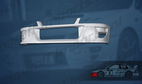 Showoff Imports :: Subaru Impreza 92-00 GC8 Coupe 22B WRC Look Wide