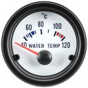 DFI Whiteline Universal Meter Gauge 52mm - Water Temp (Celc)