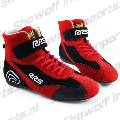 RRS Racing Shoes FIA-Approved Red Size 44