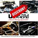 Toyota Corolla AE92 UltraRacing 2x 4-Point Side Bars 1598