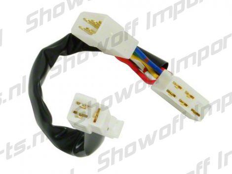 showoff imports hks turbo timer harness n ft 1 skyline s14 350z rh showoffimports nl