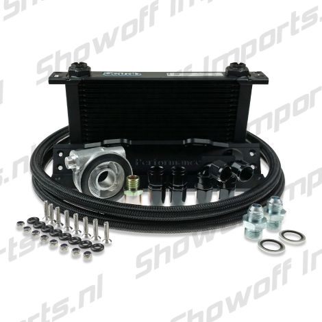 Lexus IS200/IS300 Oil Cooler Kit HEL / SETRAB 19 Row