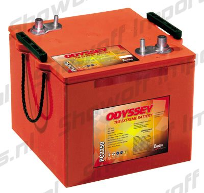 Odyssey PC2250 Dry-Cell Performance Battery 12V 5000A