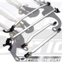 Honda Civic/CRX/Delsol 88-95 +Integra 4-Piece Strutbar Set