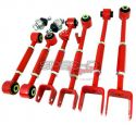 Honda Accord 08+ Front And Rear Adjustable Camber Set 8 Pc