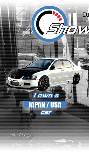 Japan / USA Cars